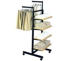 Combination Rack - Modern Store Fixtures