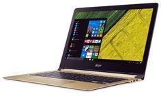 A Acer apresentou o novo notebook Swift 7, que a empresa dizer ser o mais fino da história. Para isso, o novo notebook Acer Swift 7 conta com 9,9 mm de espessura. http://www.blogpc.net.br/2016/10/Acer-apresenta-novo-notebook-mais-fino-do-mundo-com-9-9-mm.html #Acer #notebooks #Swift7