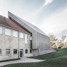 Gallery of Mariehøj Cultural Centre / Sophus Søbye Arkitekter + WE Architecture - 8