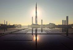 Construir rascacielos es una forma de multiplicar el aprovechamiento de la superficie, además, con estilo y seguridad.