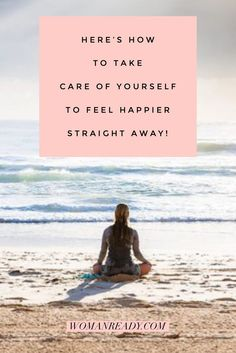 Want to feel happier healthy and more energised? Read our tried and tested self-care tips to help you take better care of yourself right now. Feeling Numb, Feeling Happy, How Are You Feeling, Positive Psychology, Positive Mindset, Confidence Tips, Confidence Building, Health And Wellbeing, Women's Health