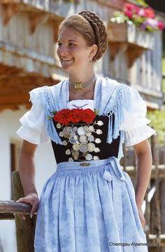 Tanztrachten :: Chiemgau Alpenverband #Chiemgau