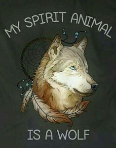 Yes, yes it is! Animal Spirit Guides, Spirit Animal Test, Spirit Animal Tattoo, Wolf Quotes, Wolf Tattoos, Animal Totems, Werewolves, Beautiful Wolves, Animals Beautiful