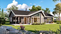 Utsikten | Hedalm-Anebyhus Home Fashion, House Plans, Shed, Exterior, Outdoor Structures, Cabin, House Styles, Outdoor Decor, Home Decor