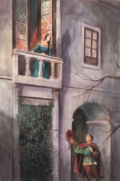 Santiago Caruso: Romeo y Julieta