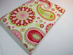Laptop Case Sleeve 13 inch Macbook Case fits by NagihanDesigns, $27.00