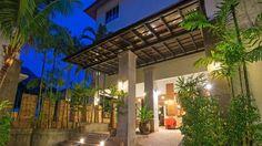 Lanta Sand Resort & Spa, Koh Lanta - Boek een aanbieding op Agoda.com Sands Resort, Resort Spa, Pergola, Thailand, Villa, Outdoor Structures, Restaurant, Outdoor Pergola, Diner Restaurant