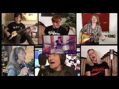 """Roxy Roller"" ft. Cherie Currie, Suzi Quatro, Nick Gilder - Quarantine Video - YouTube Female Rock Stars, Cherie Currie, Roxy, Women Of Rock, Rock Music, Video, Legends, Youtube, Babies"