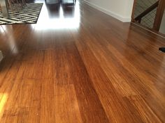 """When shopping for bamboo flooring, you often come across the term """"carbonized.""""  What does it mean?  Carbonized Is About Color, Not Hardness. Yes, the word """"carbon"""" implies hardness and longevity. After all, carbon is the oldest element on Earth. But the carbonization process has little to do with these properties: it gives the bamboo a deep, rich color.  http://CQFlooring.com.au   #floor #floors #bamboofloors #bambooflooring #bambooflooringmelbourne #strandwovenbamboofloors"""