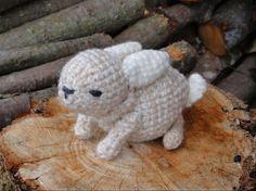 amigurumi capcrochet crochet animaux lapin doudou