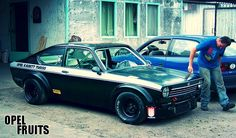 Opel Kadett — opelfruits:   Hello to the good people of Tumblr. ...