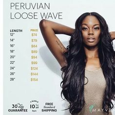 Quality virgin human hair & extensions trusted & recommended by stylists, and backed by the only return policy in the industry. Try Mayvenn hair today! Brazilian Loose Wave, Brazilian Hair, Virgin Hair Bundles, Virgin Hair Extensions, Salon Style, Loose Waves, Beauty Supply, Hair Today, Weave Hairstyles