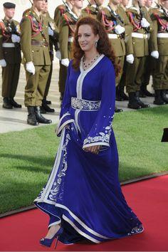 Свадьба принца Гийома Люксембурга и Стефании от Ланной - Официальная церемония
