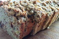 Recept glutenvrij havermoutbrood