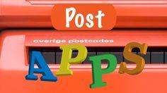 Post apps voor kleuters