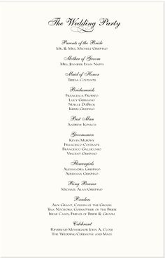 wedding ceremony programs samples koni polycode co