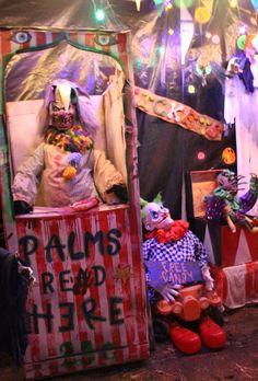 2015 CarnEvil scene (Halloween Forum member punkineater)