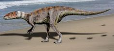 The Dinosaurs and Prehistoric Animals of France: Dubreuillosaurus