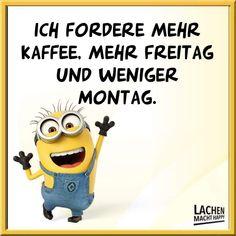 Lachen Macht Happy, Happy Minions, Monday Humor, Positivity, Lol, Cool Stuff, Funny, Smiley, Ninja