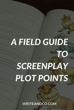What are plot points? Here's a guide to help you identify them in the wild and in your own screenplay.