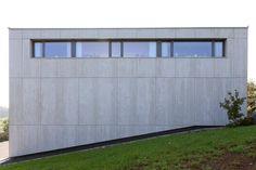 Modern Villa, Germany. Arch: 180 grad. EQUITONE facade panels. equitone.com