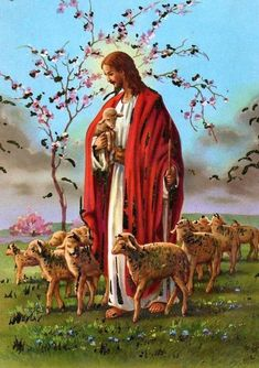 j God and Jesus Christ Jesus Our Savior, Jesus Is Risen, Jesus Is Lord, Images Du Christ, Pictures Of Christ, Christian Artwork, Christian Images, Christ The Good Shepherd, Image Jesus
