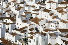 Malaga No forman parte todavía de la asociación de las poblaciones españolas más bellas, pero deberían