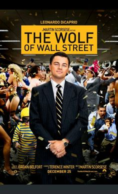 The Wolf of Wall Street (2013)    180 min  -  Biography | Comedy | Crime  Based on the true story of Jordan Belfort, from his rise to a wealthy stockbroker living the high life to his fall involving crime, corruption and the federal government.