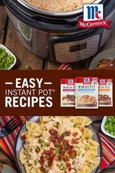 Make restaurant-inspired teriyaki chicken at home with McCormick Instant Pot Teriyaki Chicken Seasoning Mix! Combine the seasoning with a few ingredients right in the Instant Pot for a flavorful family dinner in 20 minutes. It's Gonna Be Great. Pressure Cooking Recipes, Slow Cooker Recipes, Crockpot Recipes, Best Pressure Cooker, Instant Pot Pressure Cooker, Best Instant Pot Recipe, Instant Pot Dinner Recipes, Teriyaki Chicken, Chicken Seasoning