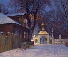 работы Олега Захарова – 02