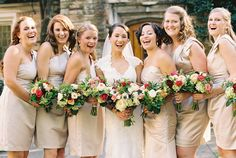 Wedding, Nashville Wedding, Bridal Party, Bridemaids, Wedding Photography, Stunning Events, Stunning Nashville