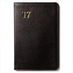名入れ〔3121N〕NOLTY 能率手帳ゴールド(黒)