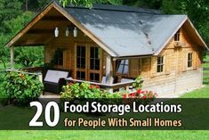 20 Food Storage Locations For People With Small Homes