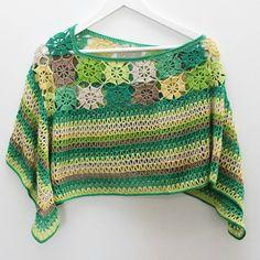 "C R O C H E T on Instagram: "" @virkagge  #welovecrochet #instagram #crochet #crocheting #yarn #knitting #crochetsquare #blanket #instacrochet #crochetaddict…"""