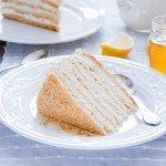 Vegan Honey Cake for Rosh Hashanah