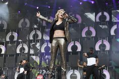 Rita Ora performs at Sound for Change at Twickenham Stadium, 01/06/13 #ritaora #chimeforchange photo  © john Rahim