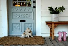 Exterior Photos Front Door Colors Design Ideas, Pictures, Remodel, and Decor