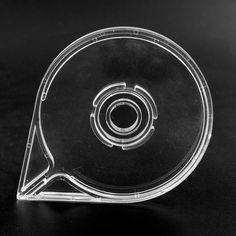 Metallic deco tape dispenser