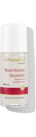 Rosenblüten Deomilch