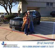 https://flic.kr/p/E6Sgse | Congratulations Barbara on your #Lincoln #Navigator from Sean Adams at Hopper Motorplex! | deliverymaxx.com/DealerReviews.aspx?DealerCode=UZZX