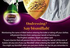 Revive a Sunnah: undressing- Understand Quran Academy