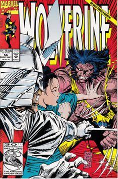 Wolverine ( X-Men ) // Marvel // Comics