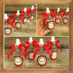 Plastic Bottles Are 3.5 Decorated With Your Baby Shower Theme. Does Not  Include Any Candy Price Is For 12 Bottle Favors Thank You
