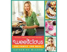 Weelicious isn't just a recipe book — it's practically a coffee table book for the whole family. Each recipe includes a story about McCord's children, and beautiful photos of the family appear on its pages. Oh, and did we mention —the recipes are amazing. Mexican lasagna with edamame salsa, anyone? $15, Amazon.com