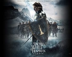 Desktop Wallpaper from Snow White and the Huntsman, in theaters June 1.