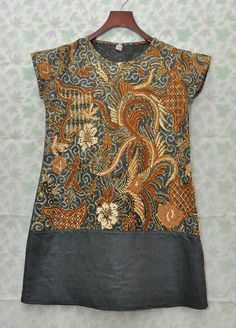 Nfi #batik #brown