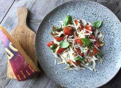 champignon carpaccio