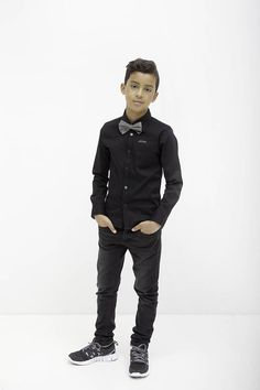 Tumble `n dry feest collectie 2014 // black tie boys outfit party collection