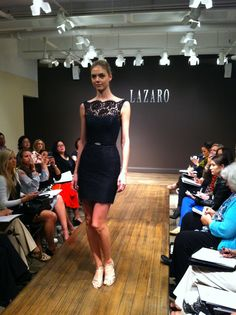 Lace dresses for #NoirbyLazaro