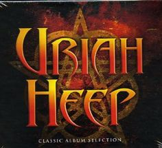 Uriah Heep - Classic Album Selection  #christmas #gift #ideas #present #stocking #santa #music #records Uriah, Gifts For Dad, The Selection, Neon Signs, Album, Classic, Santa, Gift Ideas, Music
